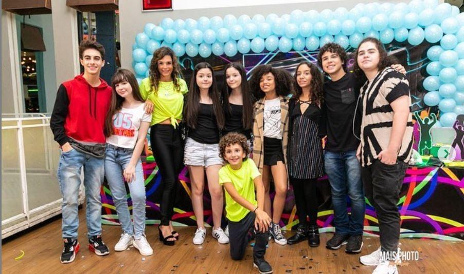 Mylla_Christie_e_Tutinho_no_Planeta_Kids_elenco_As_Aventuras_de_Poliana