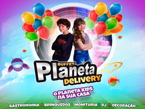 Agora o Planeta Kids vai até a sua casa !!!